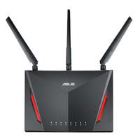 61预告、88VIP:ASUS 华硕 RT-AC86U 2900M双频千兆无线路由器