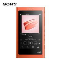 SONY 索尼 NW-A55 无损音乐播放器 16GB 红色