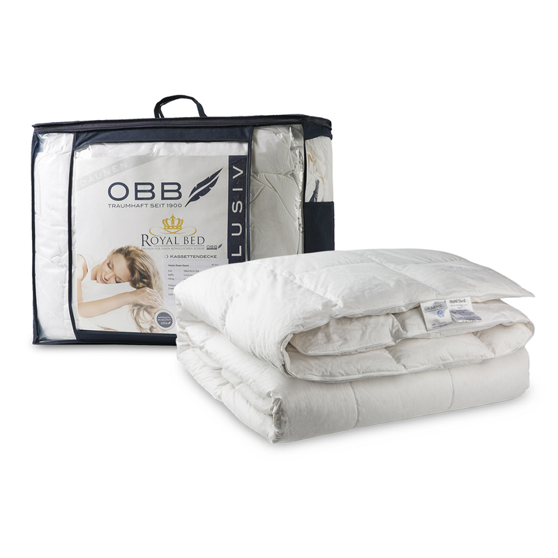 OBB Royal Bed 鹅绒被