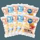 可比克 纯切薯片 混合3口味 15g*10包 *3件