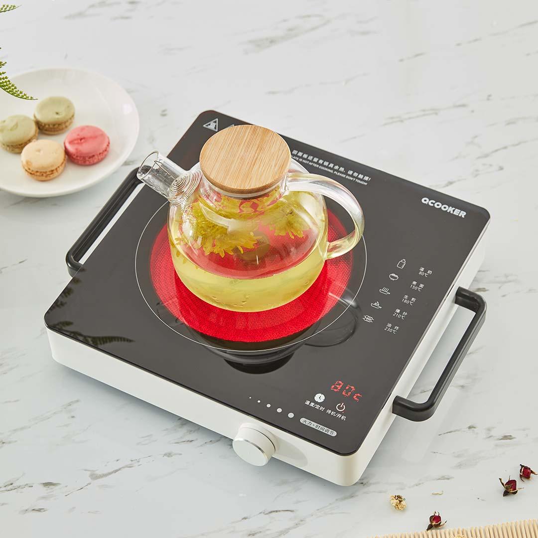 圈厨 小方 CR-DT01 电陶炉