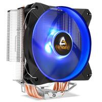 Antec 安钛克 A450 CPU风冷散热器 纯铜4热管 12cm蓝光风扇