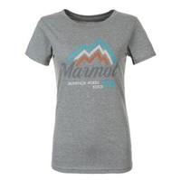 Marmot 土撥鼠 S43880 速干圓領T恤