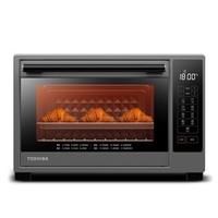 1日0点、61预告:TOSHIBA 东芝 D2-32B1 32升 电烤箱