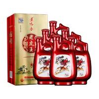 景芝景 阳春老虎王酒 52度 500ml*6瓶