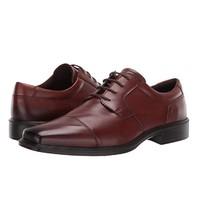 中亚Prime会员:ECCO Minneapolis 男式开普托系带牛津鞋