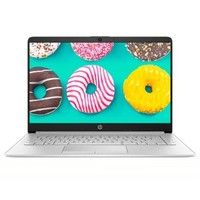 历史低价 : HP 惠普 星14 青春版 14英寸笔记本电脑(R3-3200U、4GB、256GB)