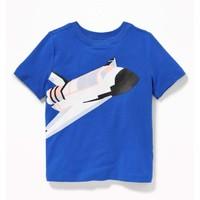 OLD NAVY 男童圆领短袖T恤