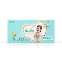 Pampers 帮宝适 一级系列 婴儿纸尿裤 XL96片 *2件