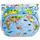 《磁力世界地理拼图》mini书包版