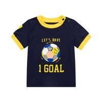 MAXWIN 马威 男童纯棉短袖T恤