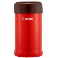 ZOJIRUSHI 象印 SW-JA75 不锈钢焖烧罐 番茄红 750ml  *2件