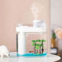 畫法幾何 加濕器 生態魚缸配件