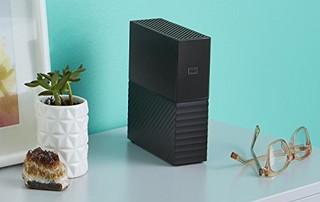 Western Digital 西部数据 桌面移动硬盘 (10TB)