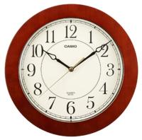 CASIO 卡西歐 IQ-131-5JF 室內石英掛鐘 *2件