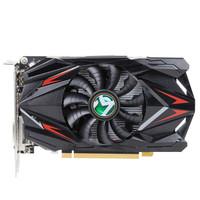MAXSUN 銘瑄 GeForce GTX1650 變形金剛 4G 顯卡