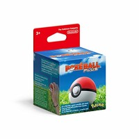 Nintendo Poké Ball Plus: 寵物小精靈球