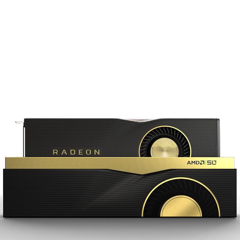 AMD Radeon RX 5700 XT 50周年纪念版 显卡