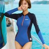 拓勝 TOSWIM TS81020693 女士 防曬速干泳衣