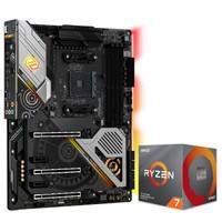 华擎(ASRock)X570 Taichi主板+AMD 锐龙7 3700X 板U套装