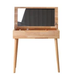 物槿  LS-01 全实木梳妆台 (单桌 60cm)