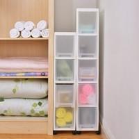 BELO 百露 夹缝收纳柜 白色 3层 +凑单品