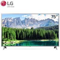 历史低价:LG 75UM7100PCA 75英寸 4K 液晶电视