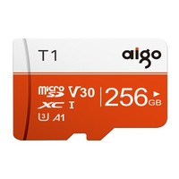 aigo 愛國者 256GB TF(MicroSD)存儲卡