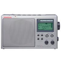 SANGEAN/山进 PR-D3PLUS 欧美范便携式调频中波广播二波段收音机