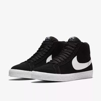 Nike SB Zoom Blazer Mid 男女款滑板鞋