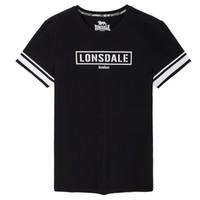 LONSDALE 龍獅戴爾 13420LS9289 男款圓領T恤