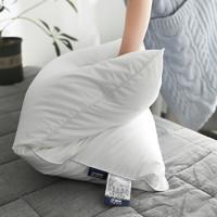 Bejirog 北极绒 羽丝绒护颈枕头 单只装 低枕