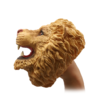 wanmole 玩模樂 獅子手偶 *3件