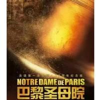 20周年紀念版 法語音樂劇里程碑《巴黎圣母院》深圳站