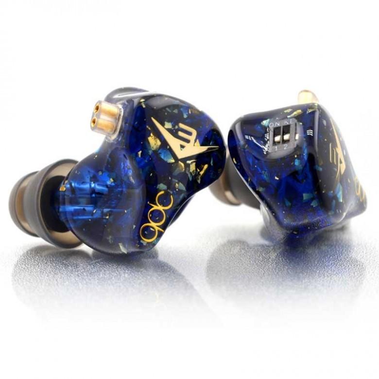 qdc·Anole V3 变色龙三单元动铁单元专业级HiFi发烧耳机 标准版公模