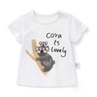 移动端 : Balabala 巴拉巴拉 儿童短袖T恤
