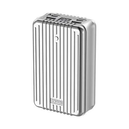 ZENDURE SUPERTANK 100W双向闪充 移动电源 27000毫安