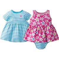 Gerber 女婴连衣裙 3 件套