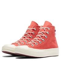 CONVERSE 匡威 Chuck 70 163363C  男/女针织拼接高帮帆布鞋