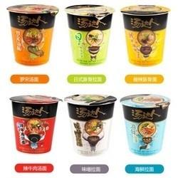 Uni-President 统一 汤达人方便面 多种口味混搭组合12杯