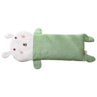 龙之涵纯棉纱布卡通荞麦枕柔软宝宝枕头儿童枕头