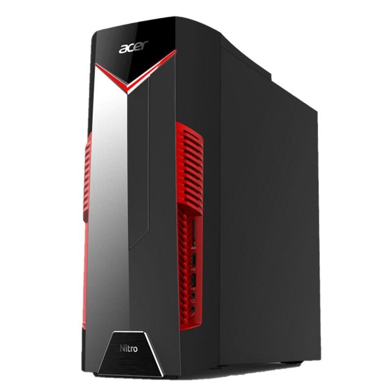 acer 宏碁 暗影骑士 N50-N92 游戏台式机(i5-9400 、8GB、256GB+1TB、GTX1650 4G)