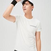 LONSDALE 龙狮戴尔 136209341 男士速干短袖T恤