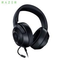 歷史低價 : Razer  雷蛇 北海巨妖 標準版X 頭戴式 游戲耳機