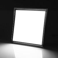 集成吊頂led燈廚房300*300面板燈鋁扣板嵌入式平板燈
