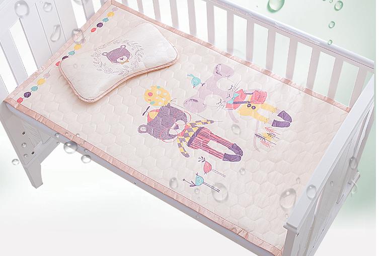 gb 好孩子 婴儿床凉席 120*60cm