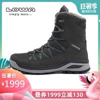 LOWA新品戶外MONTREAL GTX 女式中幫鞋防水保暖雪地靴 L420954