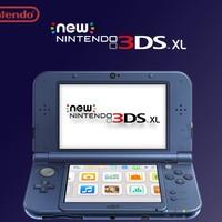 小编精选:新大三、老情怀 | Nintendo 任天堂 3DS XL 掌上游戏机 官翻版
