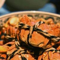 吃货福利 : 大闸蟹畅吃+巨型海鲜盘!上海虹口三至喜来登酒店大闸蟹自助晚餐