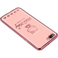 HelloKitty oppor11手机壳r11plus卡通可爱超萌韩风硅胶套潮牌女